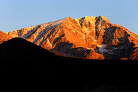 Sunrise on Mt Ypsilon_Oct 4-2014